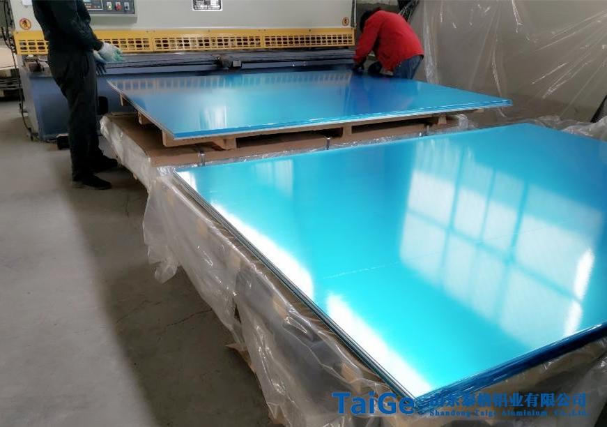 超宽铝合金板