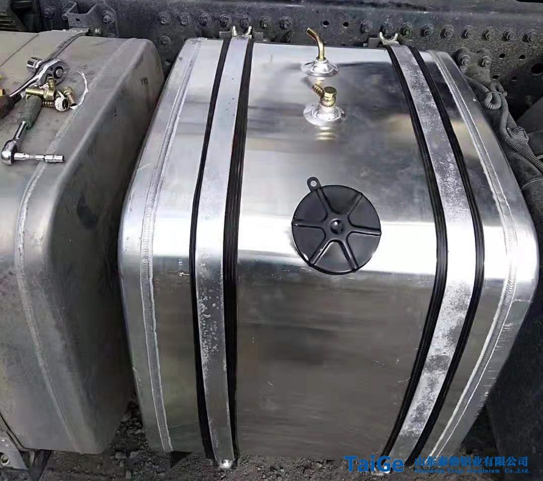 河北铝合金油箱5052铝板
