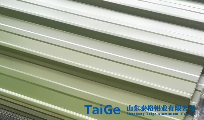 各型号瓦楞铝板
