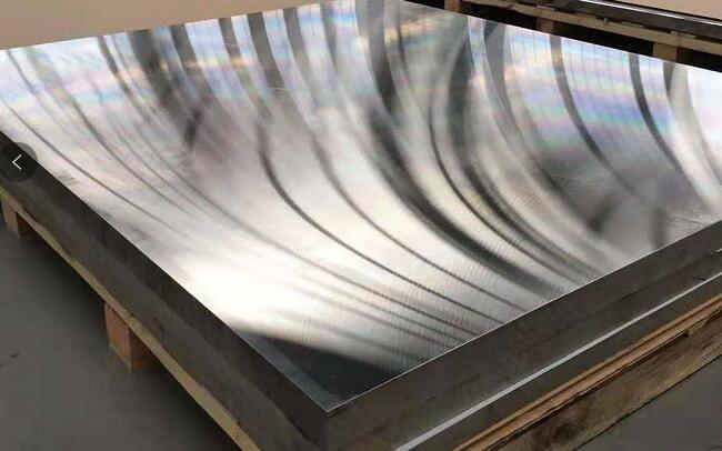 湖南高精密超平铝板