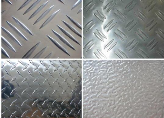 5052花纹铝板厂家
