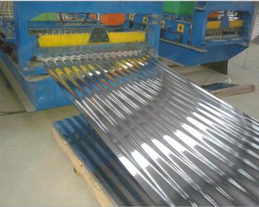 吉林瓦楞铝板