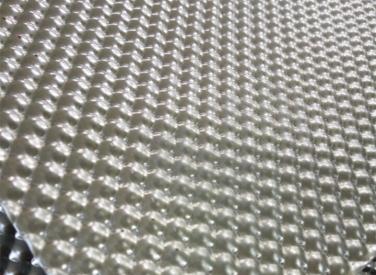 吉林半圆球压花铝板