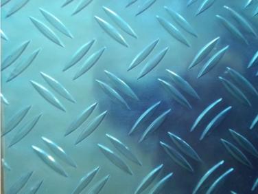 吉林防滑花纹铝板